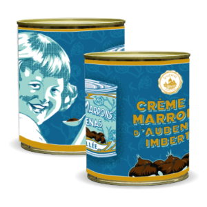Crème de marrons d'Aubenas Imbert - Edition 100 ans