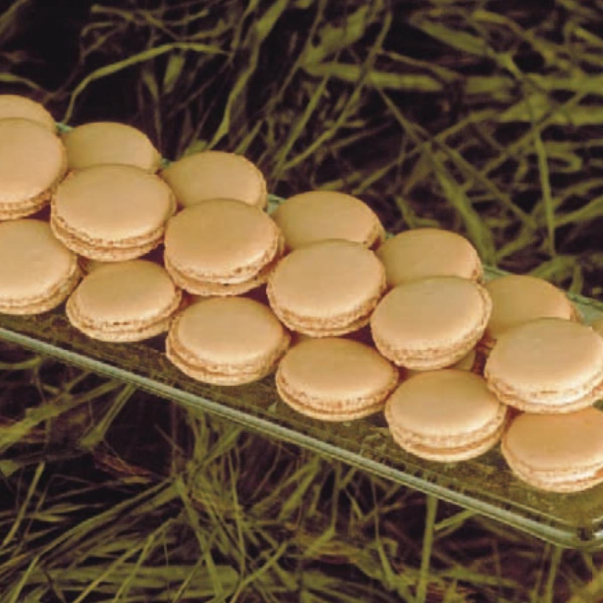 Macarons au café - JJ Borne