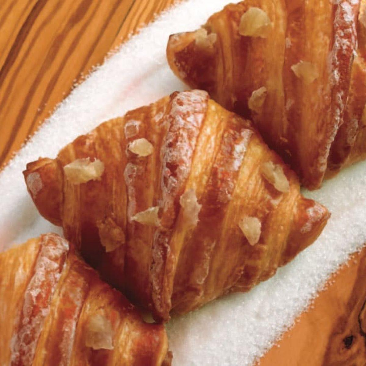 Michalak Croissant Marrons